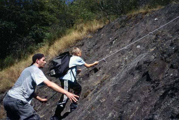 Kletterausrüstung Frankfurt : Stiftung frankfurter schullandheim wegscheide abenteuer